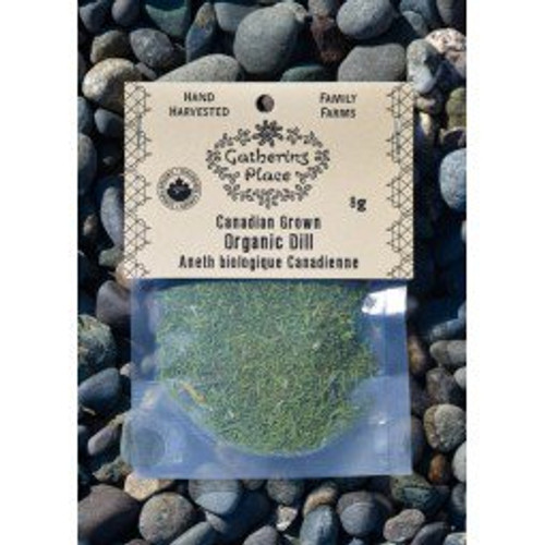 Gathering Place: Organic Dill (8g)