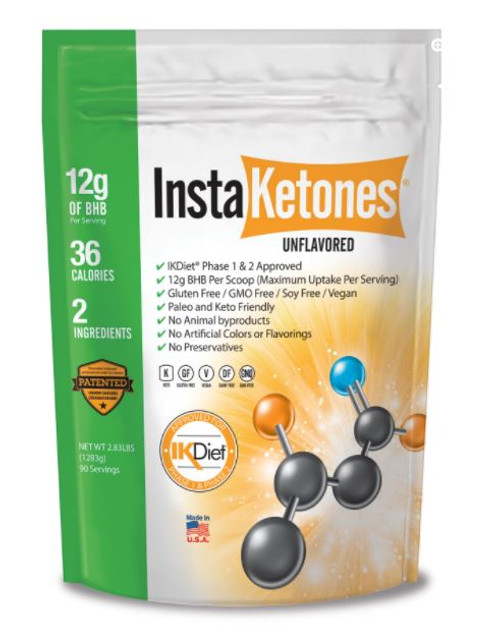 InstaKetones: Dietary Supplement - Unflavoured (1283g)