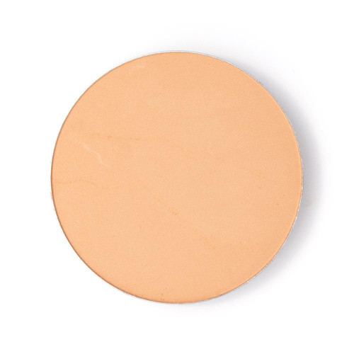 Elate Clean Cosmetics: Fixed Pressed Powder - Flaxen (16g)