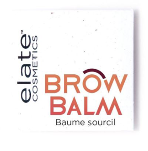 Elate Clean Cosmetics: Brow Balm Refill - Suede (3g)