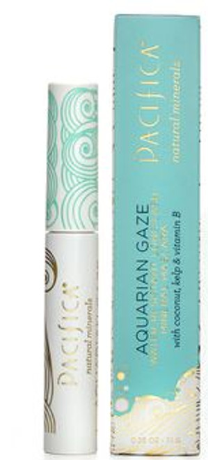Pacifica: Aquarian Gaze Water-Resistant Long Lash Mineral Mascara - Abyss (7.1g)
