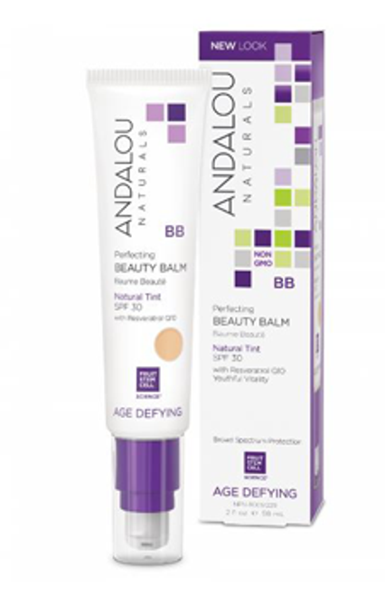 Andalou Naturals: Perfecting BB Beauty Balm Natural Tint SPF 30 (58ml)