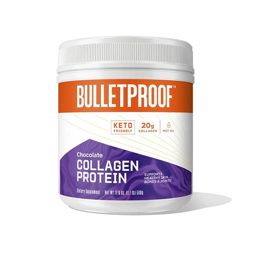 Bulletproof: Collagen Protein - Chocolate