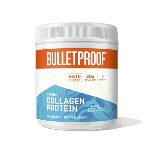 Bulletproof: Collagen Protein - Vanilla