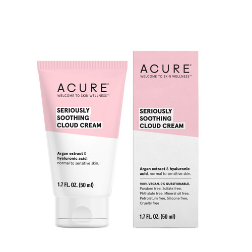Acure: Seriously Soothing Cloud Cream (50ml)