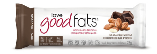 Love Good Fats: Snack Bar - Chocolatey Almond