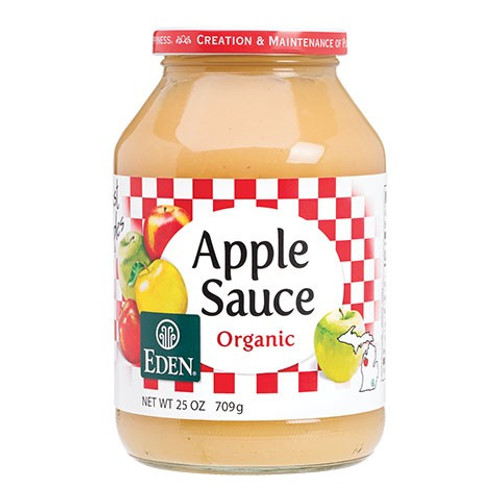 Eden: Organic Apple Sauce (398ml)
