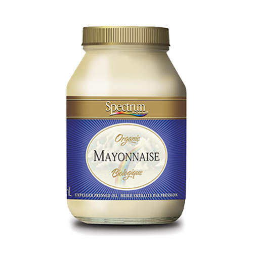 Spectrum: Organic Mayonnaise (473ml)