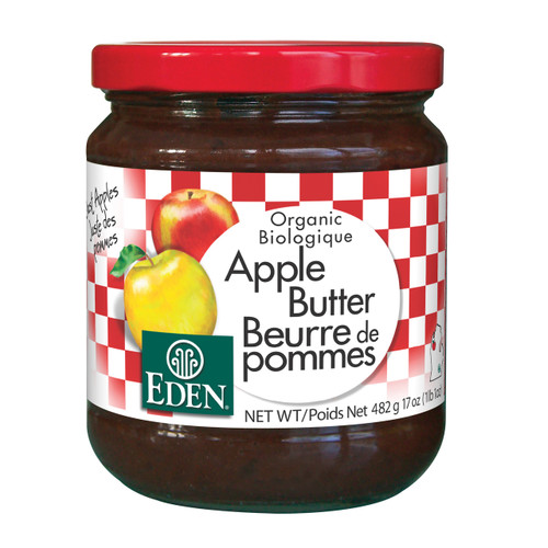 Eden: Organic Apple Butter (482g)
