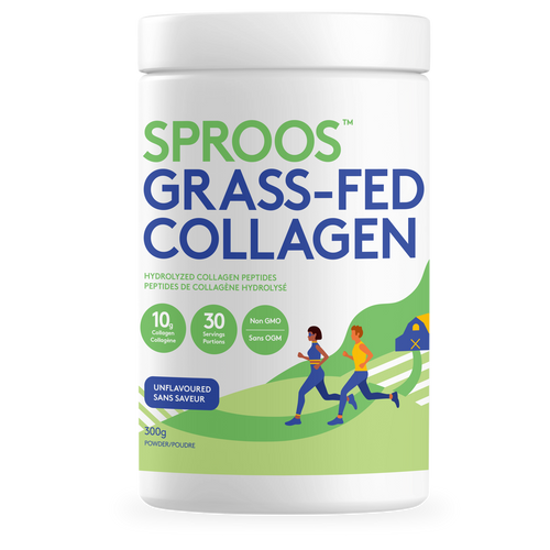 Sproos: Grass-Fed Collagen (300g)