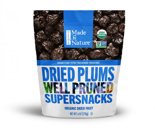 Made in Nature: Dried Plums - Well Pruned (170g)