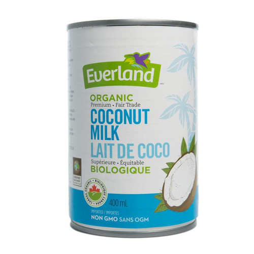 Everland: Organic Coconut Milk (400ml)
