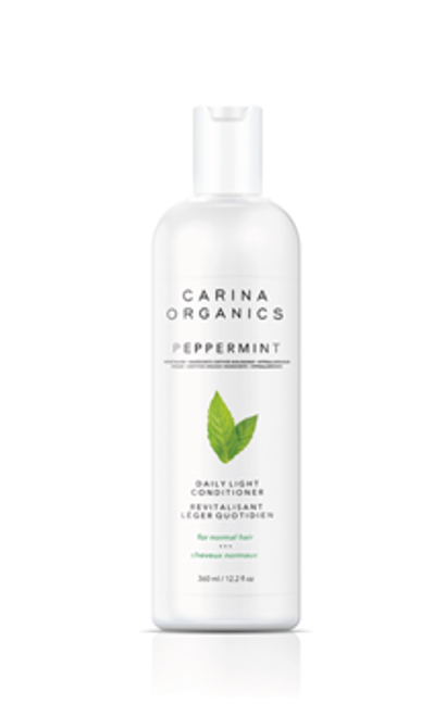 Carina Organics: Peppermint Cooling Scalp Stimulating Conditioner (360ml)
