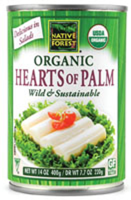 Native Forest: Organic Hearts of Palm (400g)