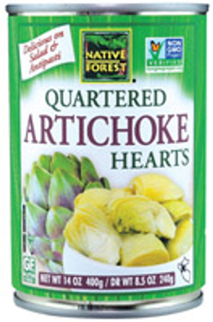 Native Forest: Artichoke Hearts (400g)