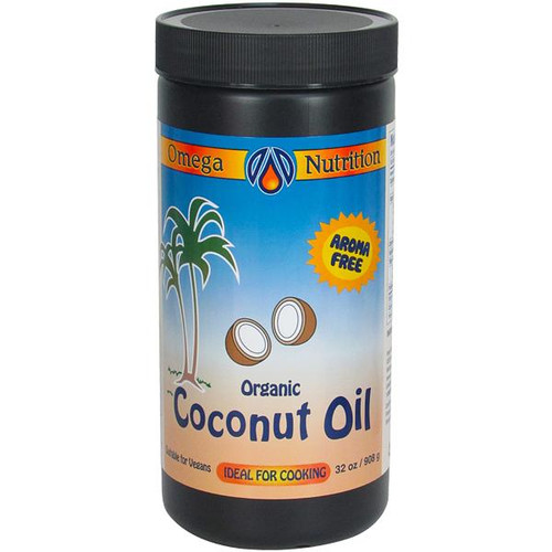 Omega Nutrition: Organic Coconut Oil (908g)