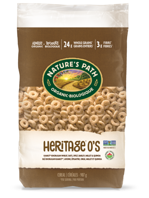 Nature's Path: Heritage O's (907g)
