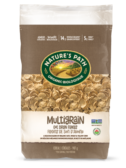 Nature's Path: Multi-Grain Oatbran (907g)
