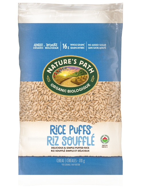 Nature's Path: Rice Puffs (170g)