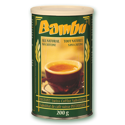 A. Vogel: Bambu Instant Swiss Coffee Substitute (200g)