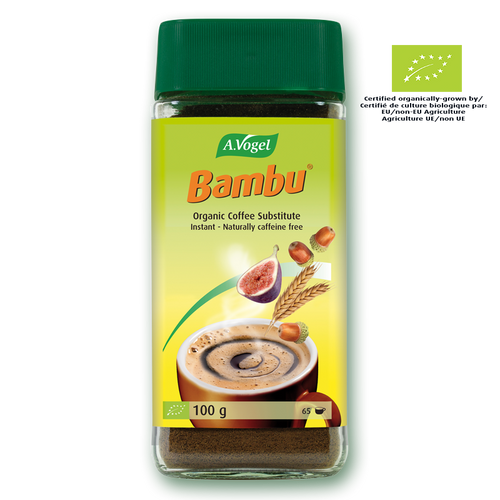 A. Vogel: Bambu Instant Swiss Organic Coffee Substitute (100g)