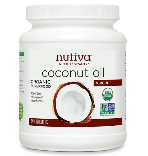 Nutiva: Virgin Coconut Oil (1.6L)