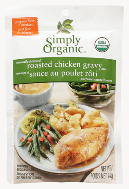 Roasted Turkey  Flavoured Gravy