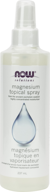 Now: Magesium Topical Spray (237ml)