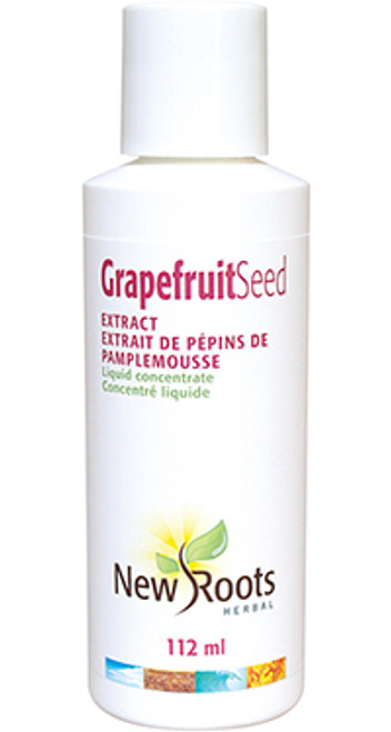 New Roots Herbal: Grapefruit Seed Extract (112ml)