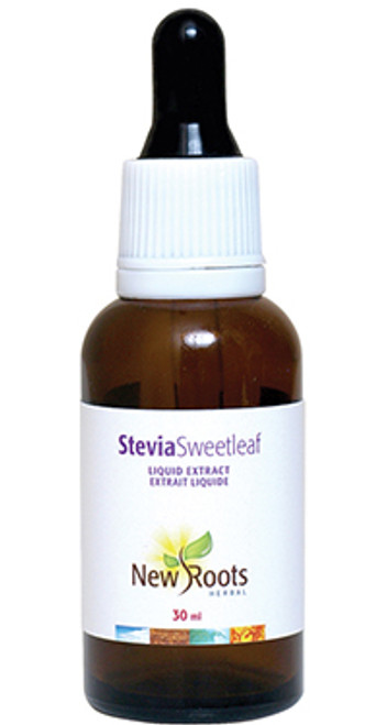 New Roots Herbal: Stevia Sweetleaf (30ml)