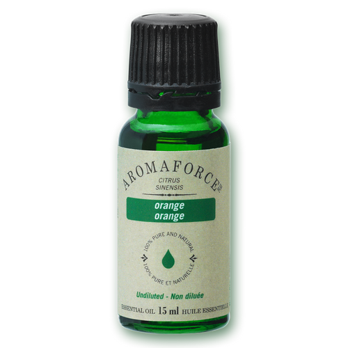 Aromaforce: Essential Oil - Orange (15ml)