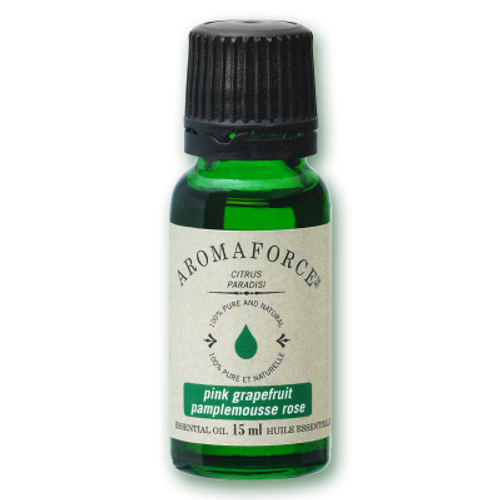 Aromaforce: Essential Oil - Pink Grapefruit (15ml)