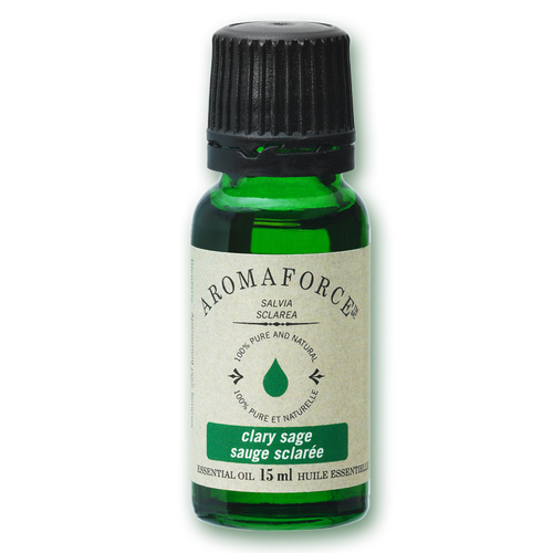 Aromaforce: Essential Oil - Clary Sage (15ml)