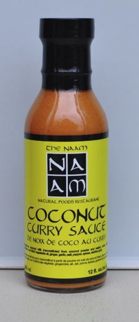 Naam Coconut Curry Sauce