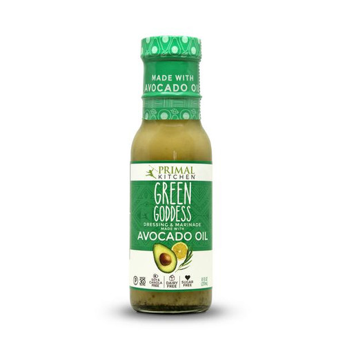 Primal Kitchen: Dressing & Marinade - Green Goddess (275ml)