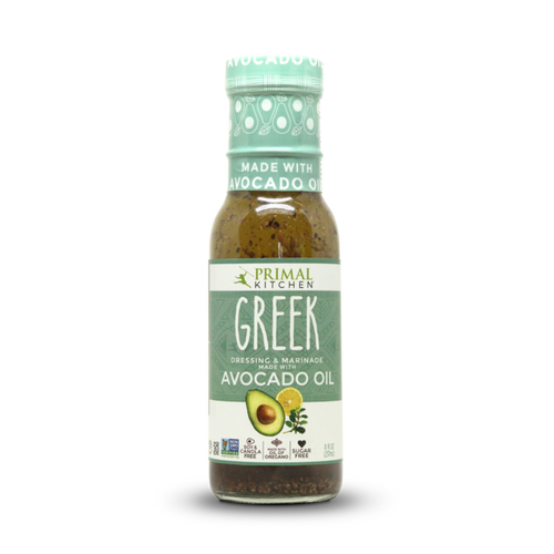 Primal Kitchen: Dressing & Marinade - Greek (237ml)