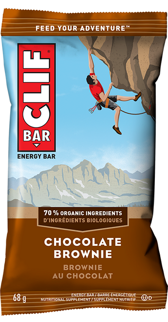 Clif Bar: Chocolate Brownie