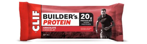 Clif Bar: Builder's Chocolate Protein Bar