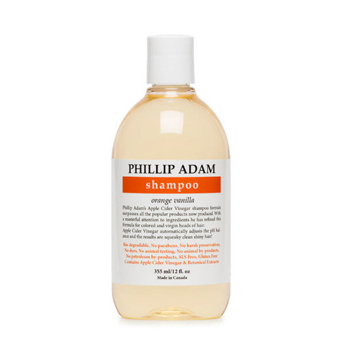 Phillip Adam: Shampoo - Orange Vanilla (355ml)