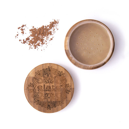 Elate Clean Cosmetics: Veiled Elation Loose Mineral Powder - Luminous (10g)