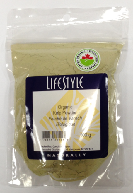 Lifestyle Markets Kelp Powder
