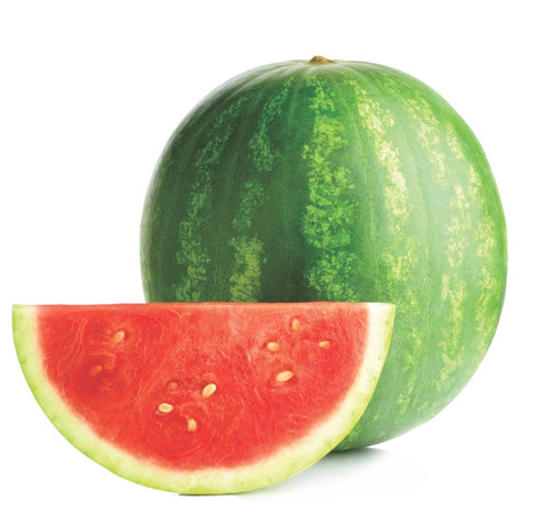 Organic Mini Watermelon