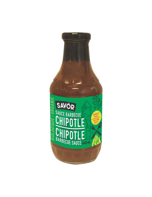 Savor: Organic Barbecue Sauce - Chipotle (460ml)