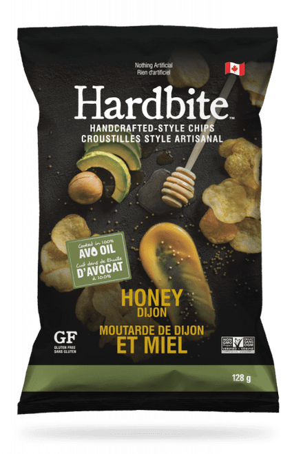 Hardbite: Avocado Oil Potato Chips - Honey Potato Chip