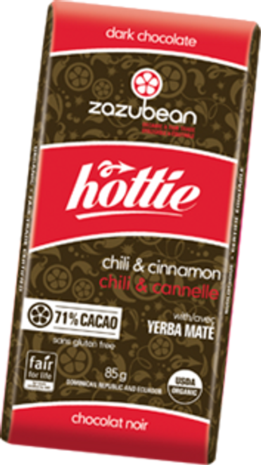 Zazubean: Hottie - Chili & Cinnamon (85g)