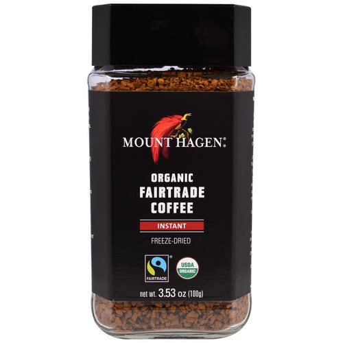 Mount Hagen: Organic Cafe - Instant Coffee (100g)