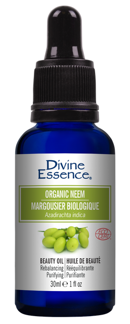 Divine Essence: Organic Neem Beauty Oil (30ml)
