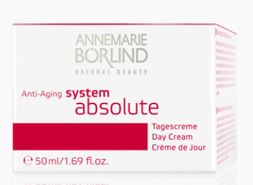 AnneMarie Borlind: Anti-Aging System Absolute Day Cream (50ml)