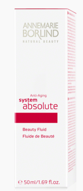 AnneMarie Borlind: Anti-Aging System Absolute Beauty Fluid (50ml)