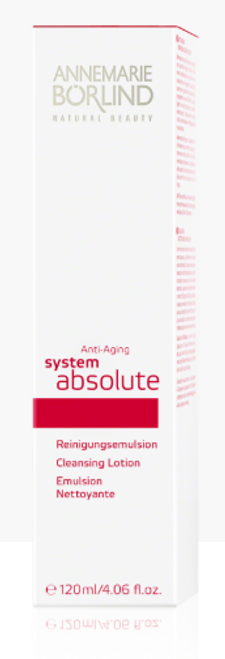 AnneMarie Borlind: Anti-Aging System Absolute Cleansing Lotion (120ml)